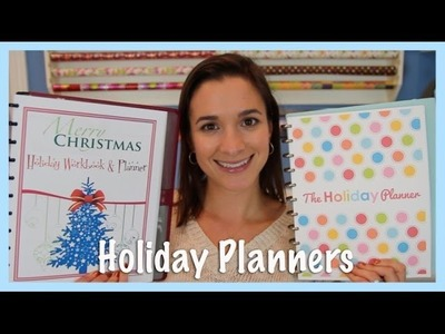Holiday Planners (Holiday Prep 2013)
