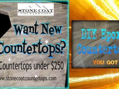 How to Build new Countertops. You Got this!