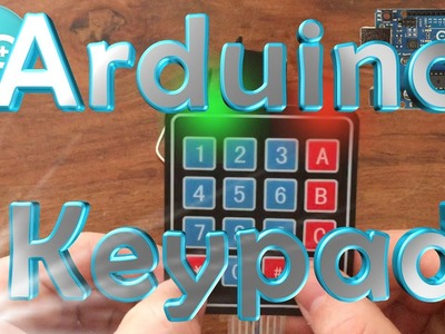 How to Make a Keypad Lock With an Arduino