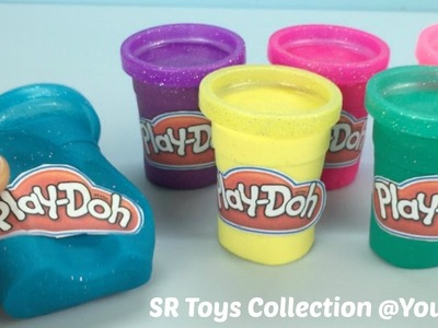How to Make Play Doh Sparkle Cans Do It Yourself Fun for Kids
