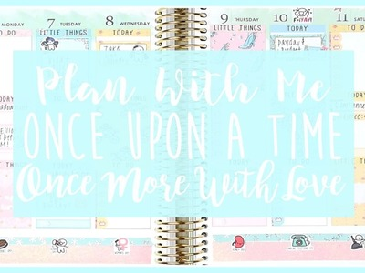 Plan With Me ft. OnceMoreWithLove Once Upon a Time | RubyTrev