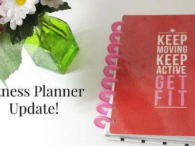 Planner: MAMBI Fitness Planner  update #1