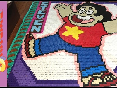 Steven Universe (In 84,134 Dominoes!)