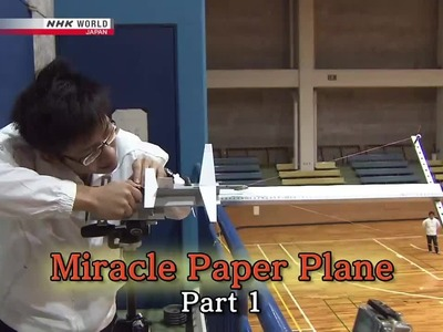 Supreme Skills Miracle Paper Plane 1 2