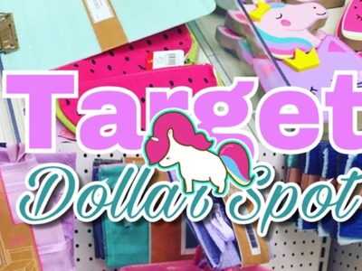 TARGET DOLLAR SPOT | BACK TO SCHOOL 2017 | SHOP WITH ME!