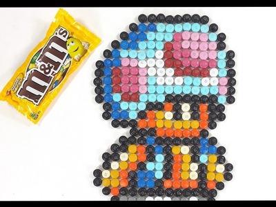 Art Toad M M Mosaic Nintendo Pixel Art Toad M M Mosaic