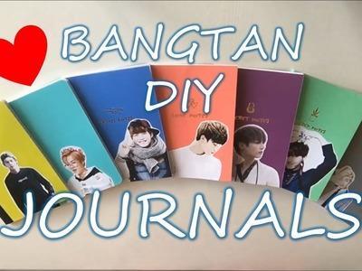 BTS Journals - BTS DIY