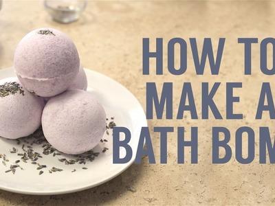 DIY Bath Bombs   How to Make a Bath Bomb