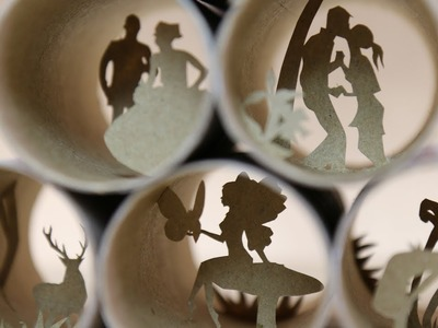 DIY Toilet Paper Roll Craft - Recycle.