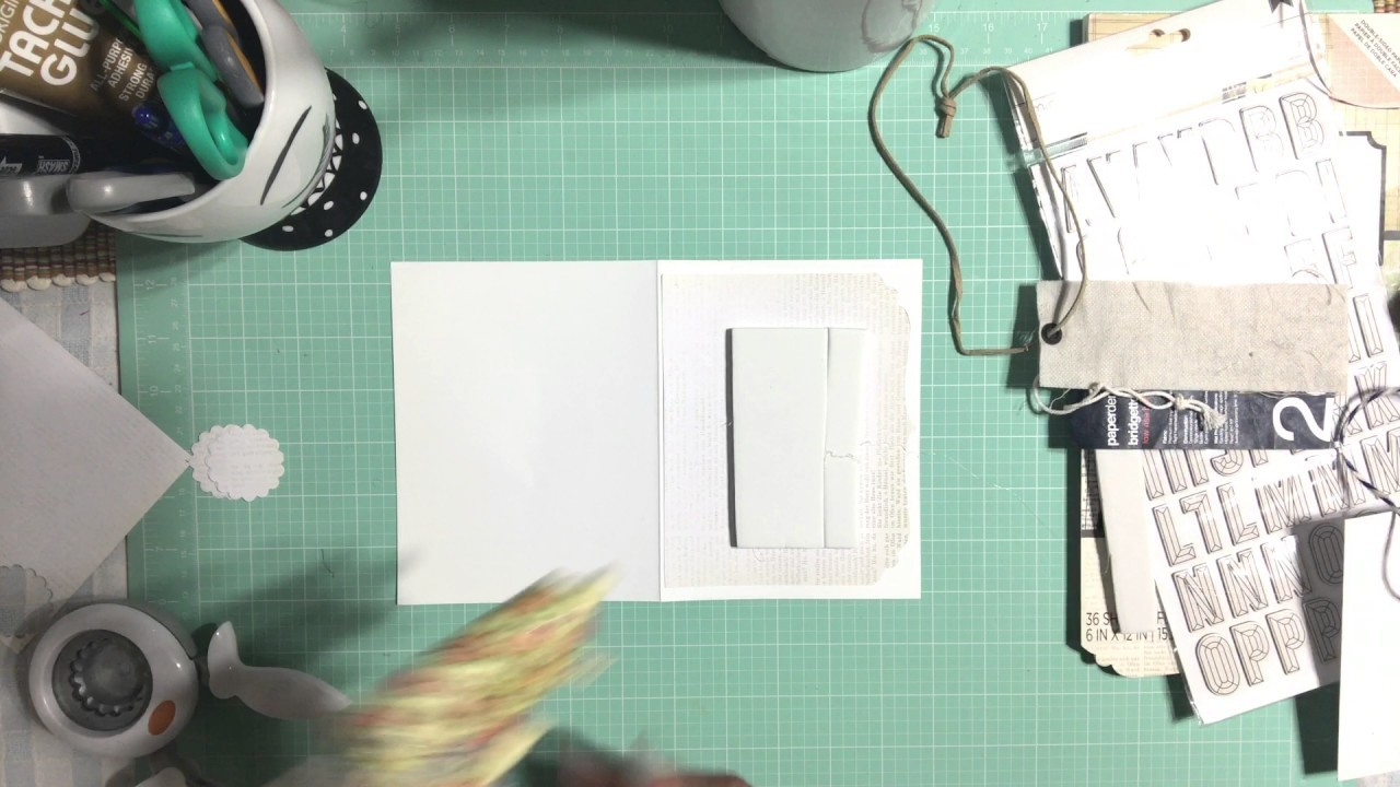 Fathers Day Denim Series - DIY Masculine Card Making Tutorial