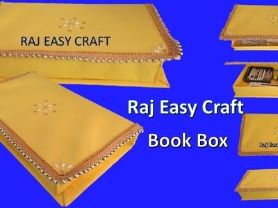How to make Book Box Diy || 5 minutes craft || Diy box