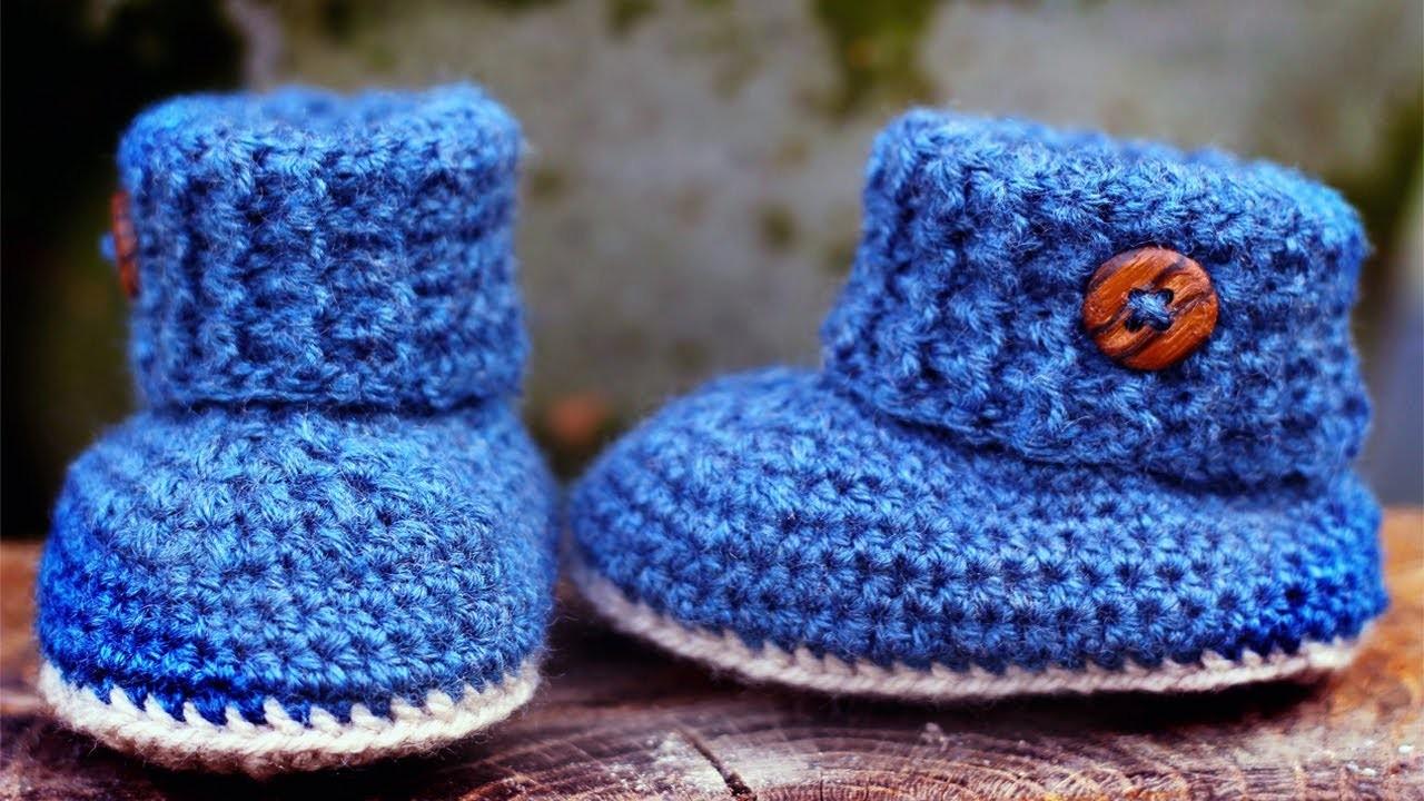 Beanie Crochet Booties For 1 Year Old Ideas Diy Beanie