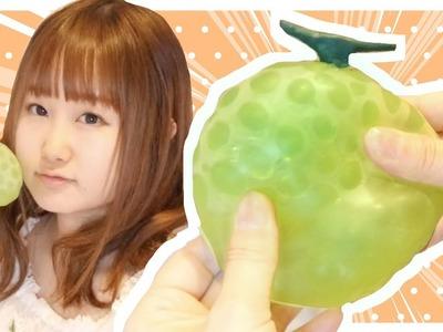 DIY : Melon Orbeez Squishy Tutorial | CC FOR ENGLISH