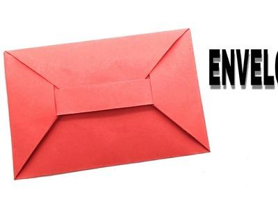 Envelope - DIY | Handmade Origami Tutorial by Paper Folds - 715