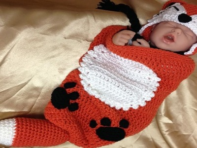 Free Crochet Pattern For Baby Cocoon Photo Prop #Idea