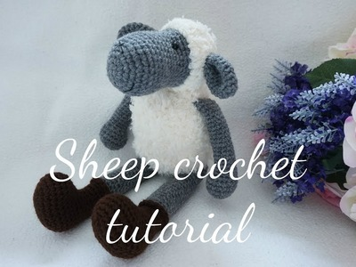 HOW TO CROCHET SHEEP