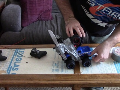 How to make a Battlebot for less than $20.