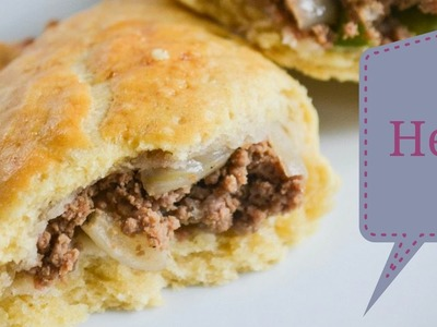 How To Make Ghana Meat Pie | Lynn afia Klompmaker
