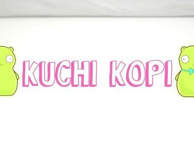 HOW TO MAKE KUCHI KOPI FROM PLAYDOH | BOB'S BURGERS