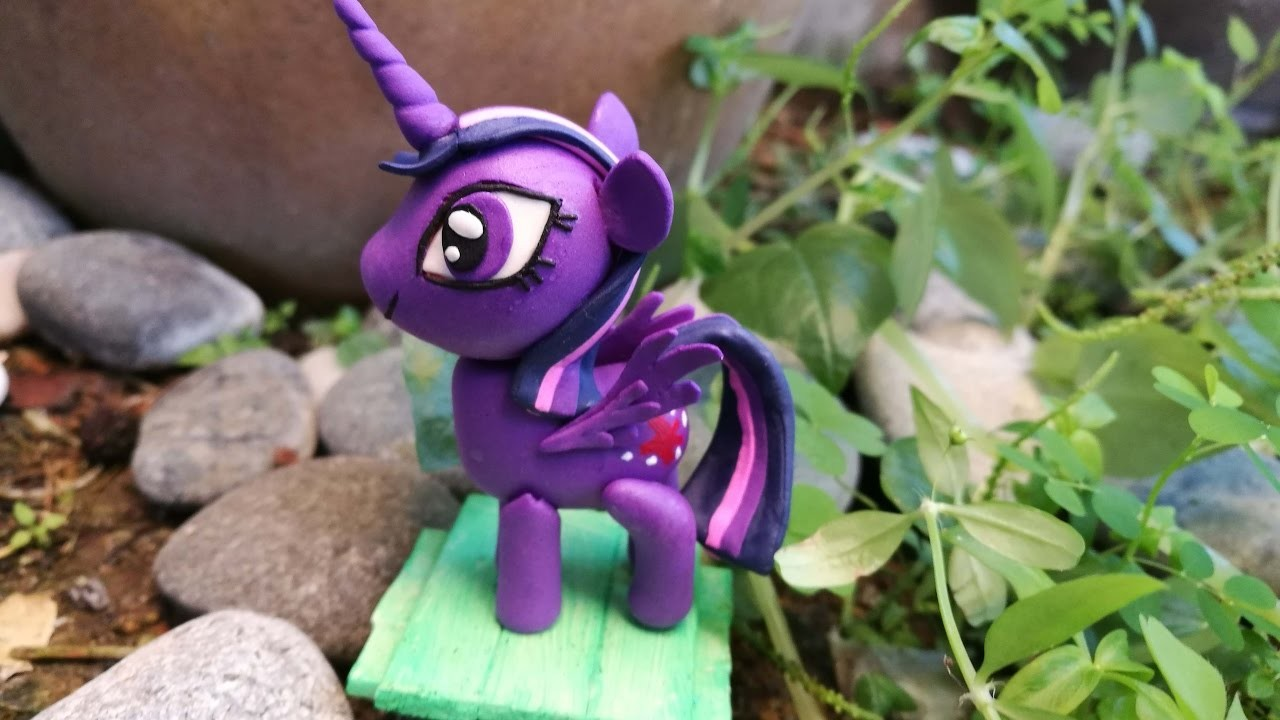 How to make My Little Pony (Twilight Sparkle)