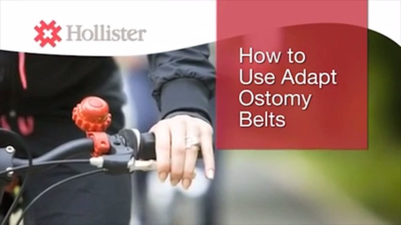How to Use Adapt Ostomy Belts | Hollister