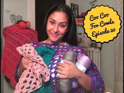 Knitting and Crochet Podcast: Season 1 Episode 20 (Season One Complete!), My ...
