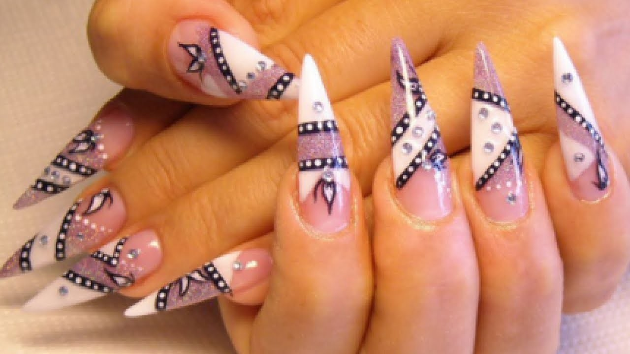 Best Nail Art Design: Nail Art Design 2017, Best Nails Art Designs Compilation