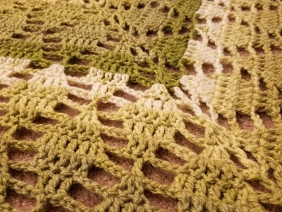 "The ""Arbor Shawl"" Crochet Tutorial!"