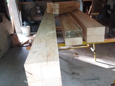 59-How to make large beams with small ones