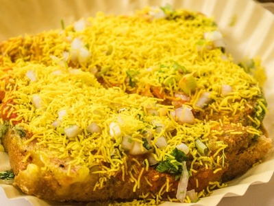 Aloo Toast Recipe | How to make Hyderabadi Street Style Potato Bread Toast | Indian Street Food