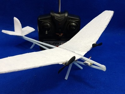 How To Make a Airplane RC