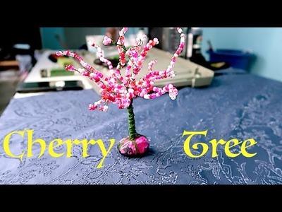How To Make a Blossom Cherry Tree!