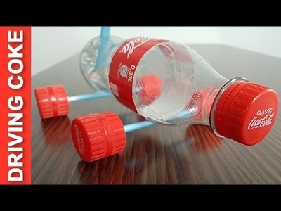 How to make automatic driving coke car
