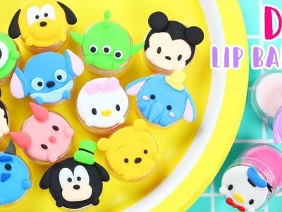 How to Make Disney Tsum Tsum Lip Balm!