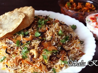 How To Make Fish Biriyani.Easy Recipe