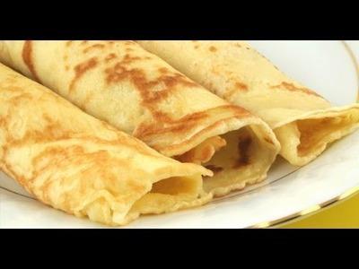 How to make Ghana Pan Cake simple  (Twi )