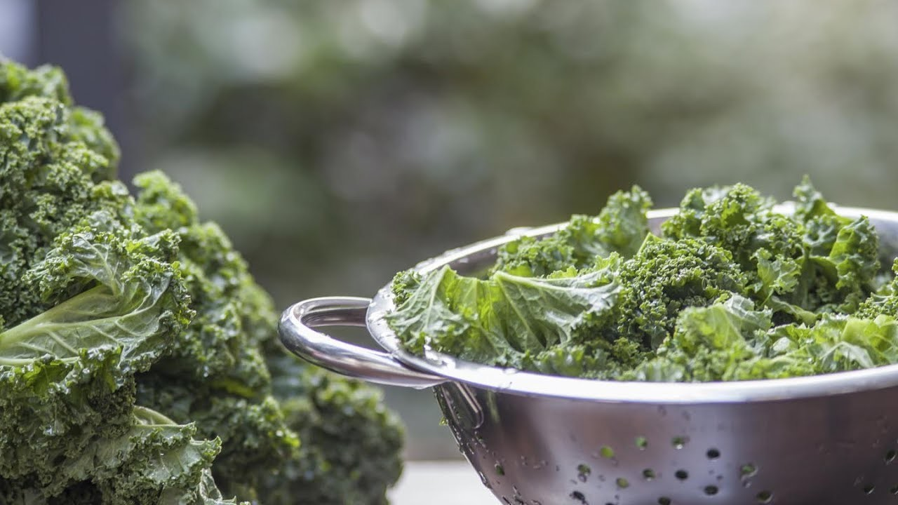 How to Make Healthy Kale   Video   Dr. Weil