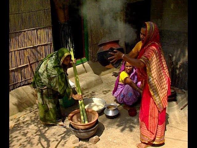 HOW TO MAKE MURI    TRADITIONAL FOOD OF BANGLADESH   গ্রামগঞ্জের মুড়ি