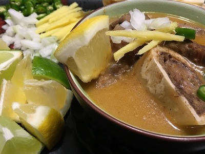 How to Make Nihari with Shan Seasoning in Instant Pot   Easy Recipe