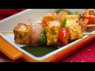 How To Make Paneer Tikka - POPxo Food