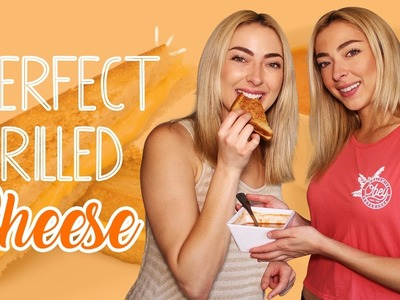 How to make the PERFECT Grilled Cheese! | The Nolan Twins