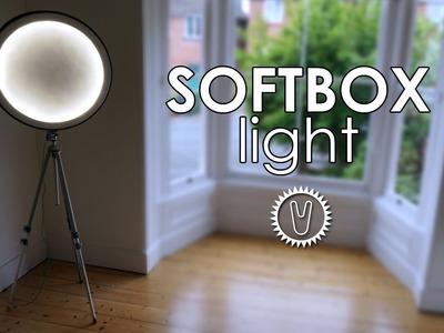 Sofbox light   how to make