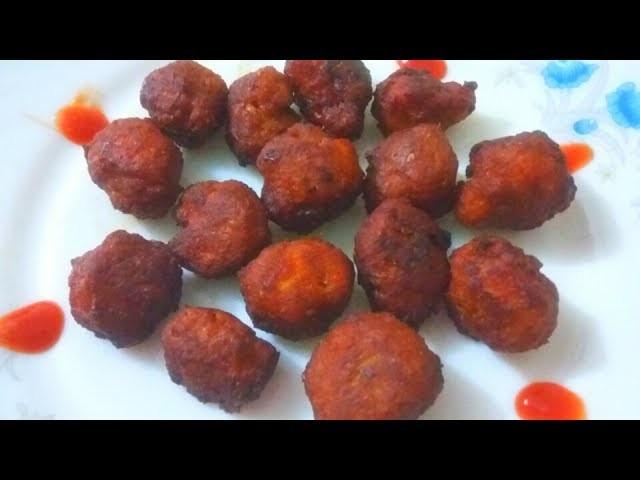 চিকেন পাকোড়া||Bangladeshi Chicken Pakora Recipe||How to Make Chicken Pakoda||