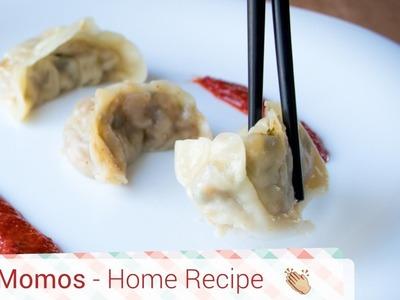Veg Momos Recipe, How to make veg Momos - Veg Dim Sum recipe, Dumpling Recipe