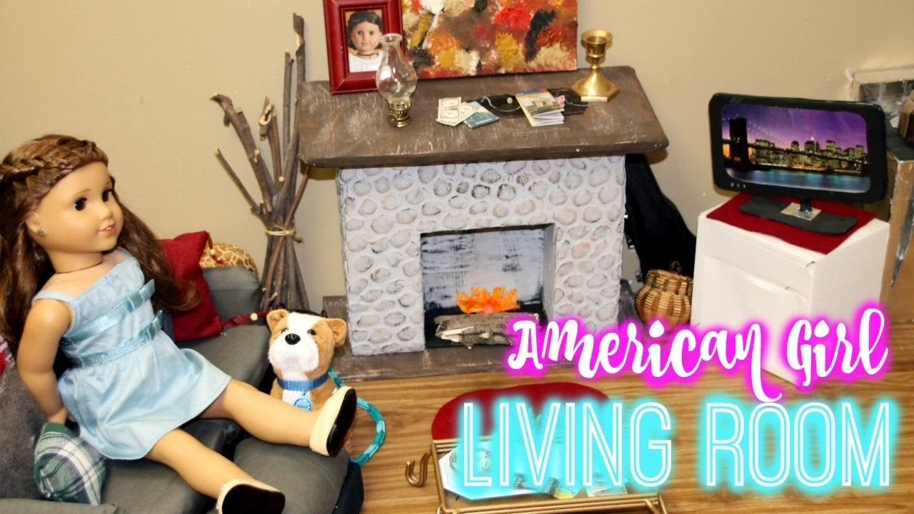 american girl living room ag living room how i made my american living room 12956