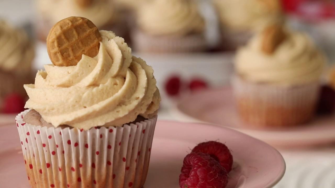 Dessert Recipes - How to Make PB&J Cupcakes