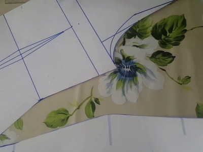 How to draft a basic bodice pattern [DETAILED]