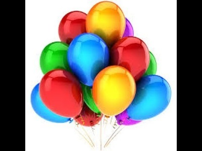 How to make a balloon float without helium????????????