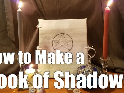 How to Make a Book of Shadows | Witchy Crafts