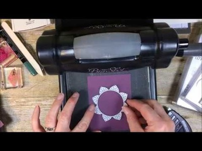 How to make ANOTHER card with Stampin' Up!'s Eastern Palace Suite!